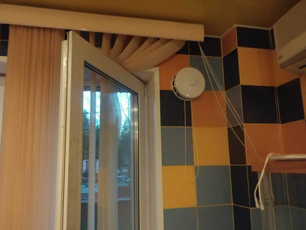 Приточная вентиляция в комнате