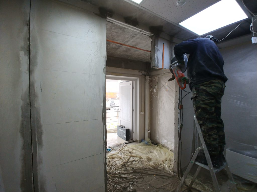демонтаж стен фото 4