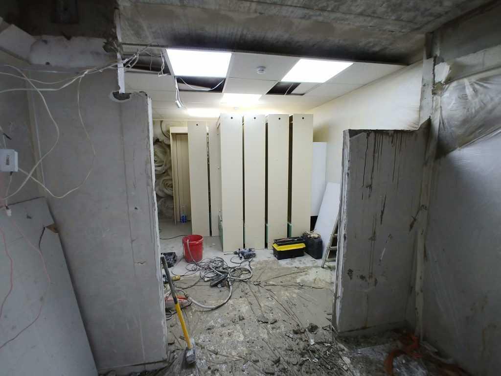 демонтаж стен фото 3