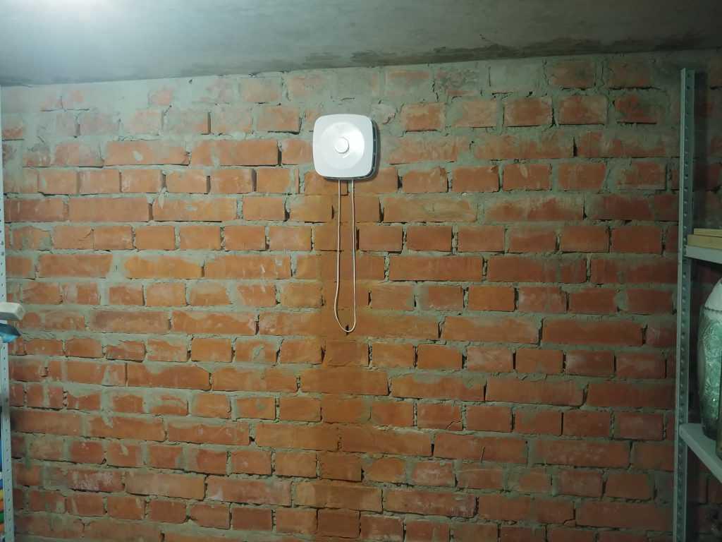 Вентиляция подвала в частном доме