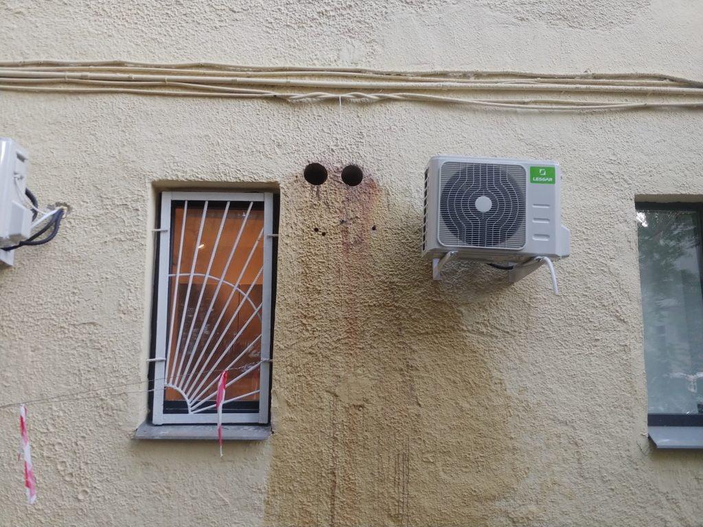 Приточная вентиляция в офисе