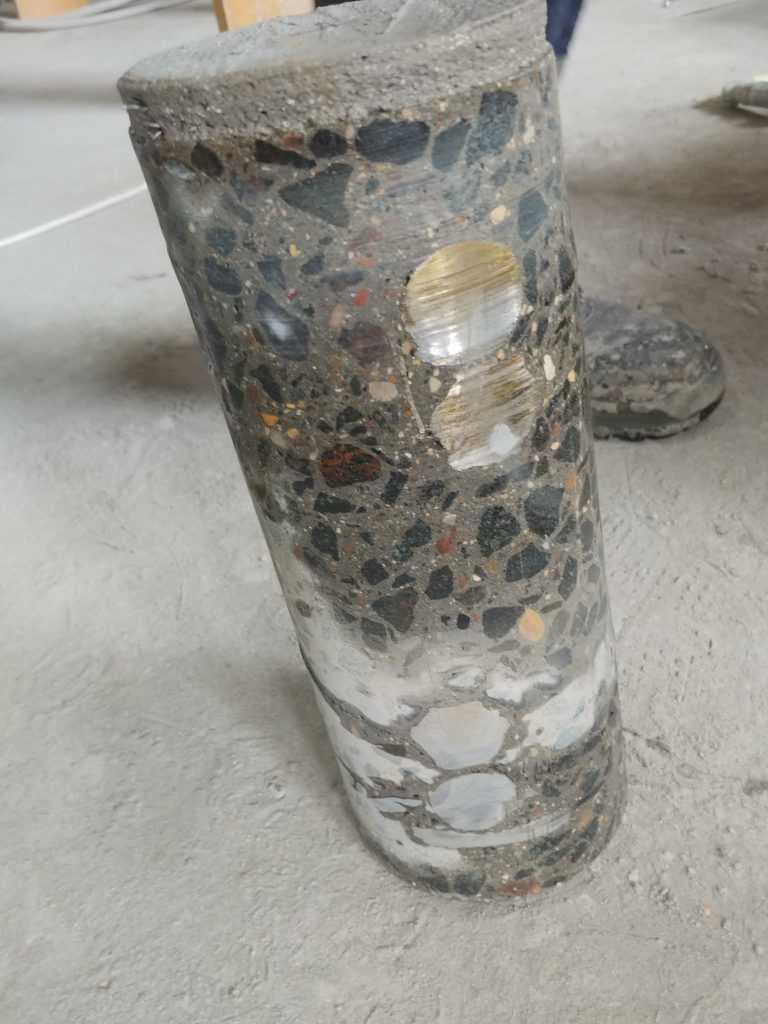 Алмазное бурение отверстий