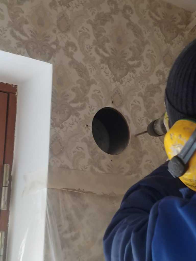 Клапан инфильтрации воздуха КИВ 125